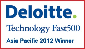 Sciente Consulting Pte Ltd got selected in Deloitte - Technology Fast 500 Asia Pacific 2012