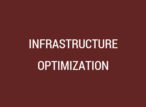 Infrastructure Optimization Services