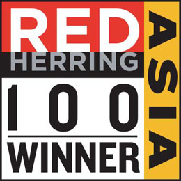 Sciente Consulting Pte Ltd wins a place on 2013 Red Herring Top 100 Asia list